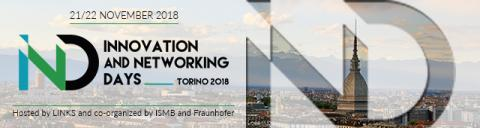 IoT Innovation and Networking Days 2018 Torino
